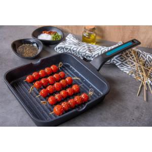 Сковорода гриль 24х24 см з антипригарним покриттям Thera Arcos  (719300)