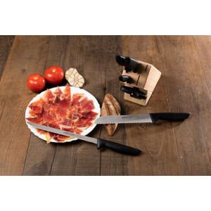 Набор ножей из 6 -ти предметов с подставкой Niza Arcos  (136100)