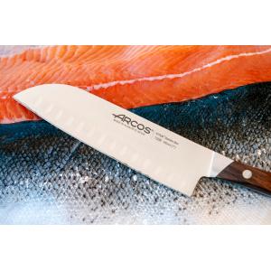 Нож японский Сантоку 180 мм Natura Arcos  (155810)