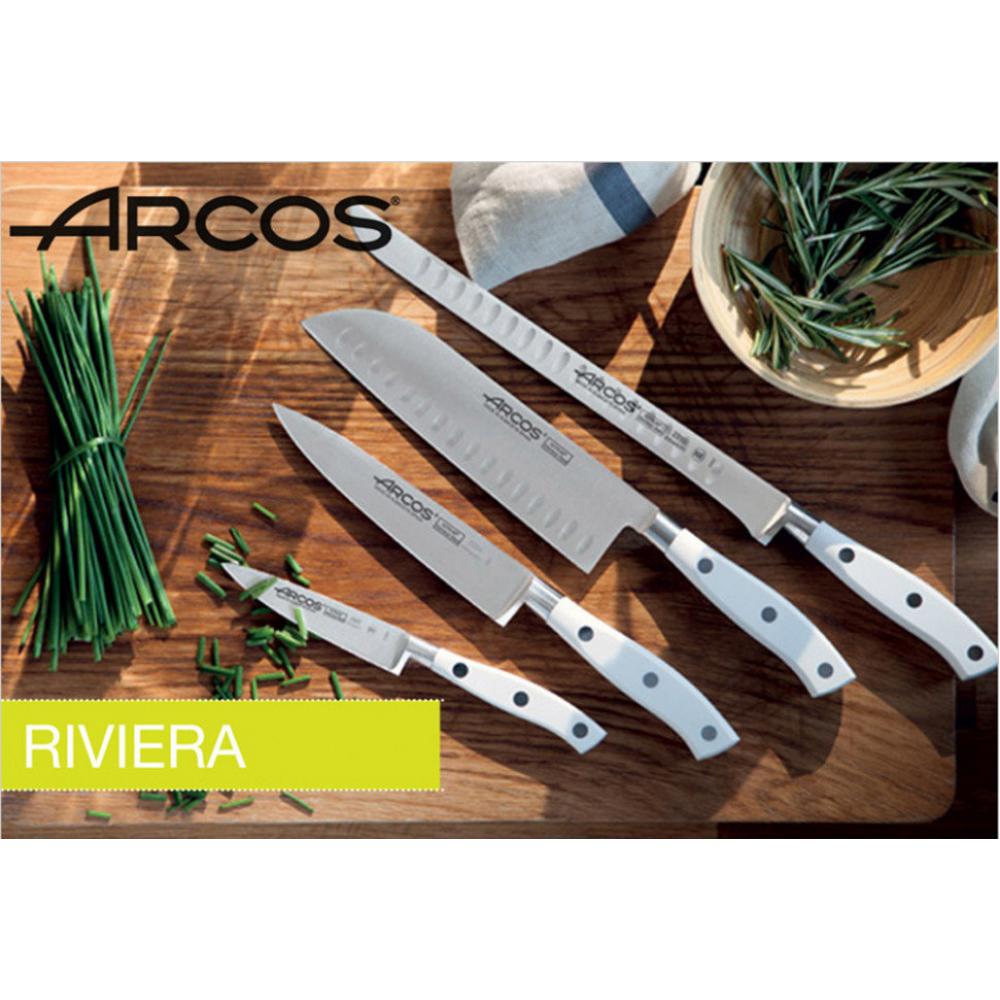 Ніж поварський 150 мм Riviera White Arcos  (233424)