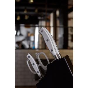 Набор ножей из 5-ти предметов с подставкой Riviera White Arcos  (234524)