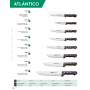 Ніж кухонний 155 мм Atlantico-Palisandro Arcos  (262400)