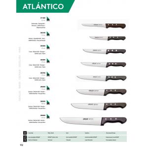 Ніж поварський 200 мм Atlantico-Palisandro Arcos  (263400)
