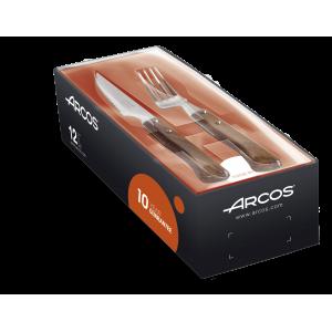 Набір приборів для стейка 6 шт Chuleteros Arcos  (377700)