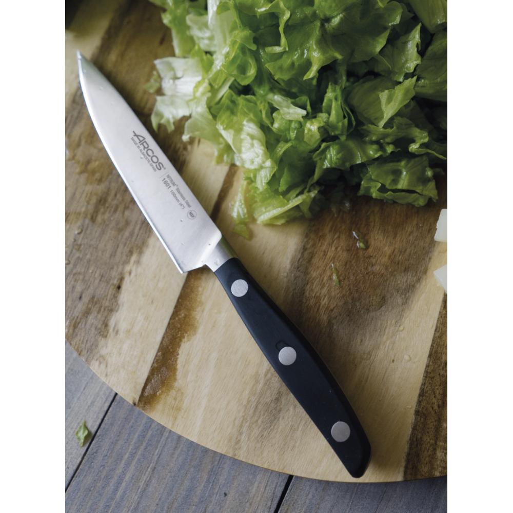 Ніж для чищення овочів 100 мм Manhattan Arcos  (160100)