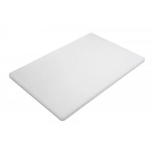 Обробна дошка біла 500х300х20 мм Basic line FoREST (403520)