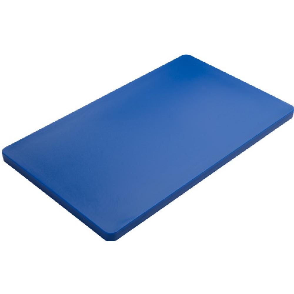 Обробна дошка блакитна 500х300х20 мм Basic line FoREST (433520)