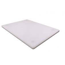 Обробна дошка біла 500х400х20 мм Resto line FoREST (470054)