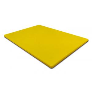 Разделочная доска желтая 500х400х20 мм Resto line FoREST (470254)