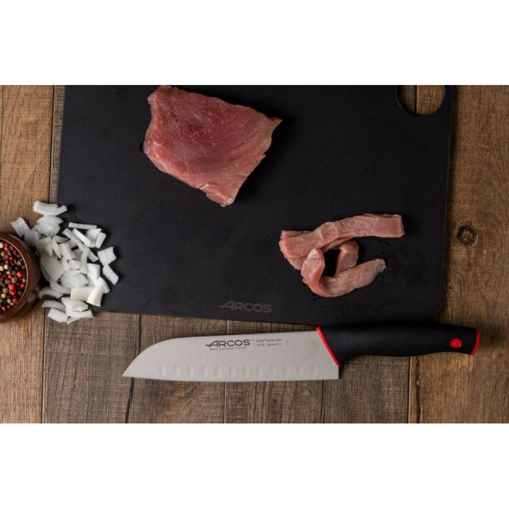 Нож японский Сантоку 180 мм DUO Arcos  (147822)