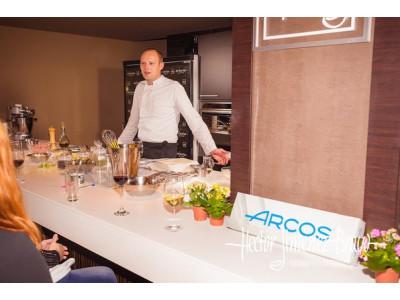 Мастер-класс по итальянской кухне от Юрия Черноуса с применением ножей Arcos_
