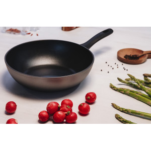 Сковорода Вок 28 cм з антипригарним покриттям Arcos  (715500)