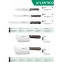 Ніж кухонний 135 мм Atlantico-Palisandro Arcos  (262300)
