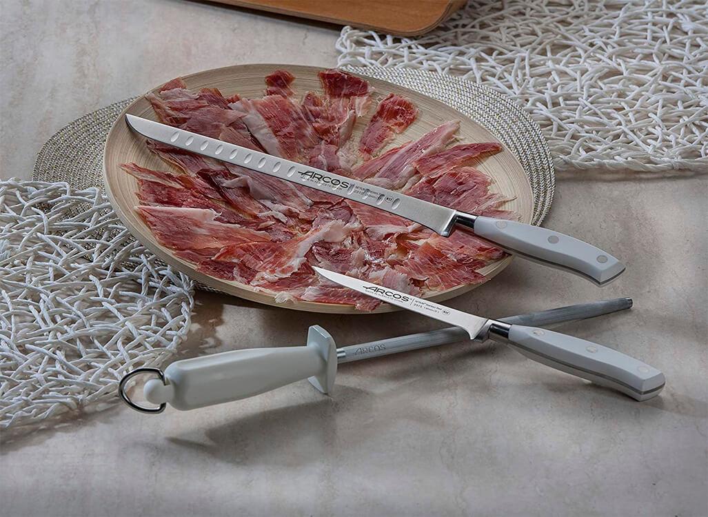 ніж для м'яса, м'ясника, обробний
